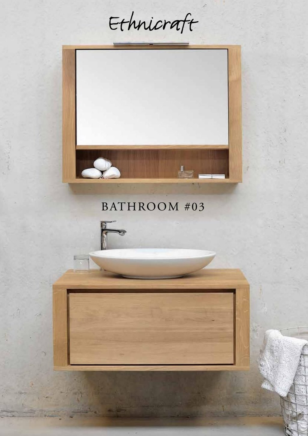 Ethnicraft Bathroom Catalogue 2016 En Bathroom Solid Wood Vanity Units For Bathrooms