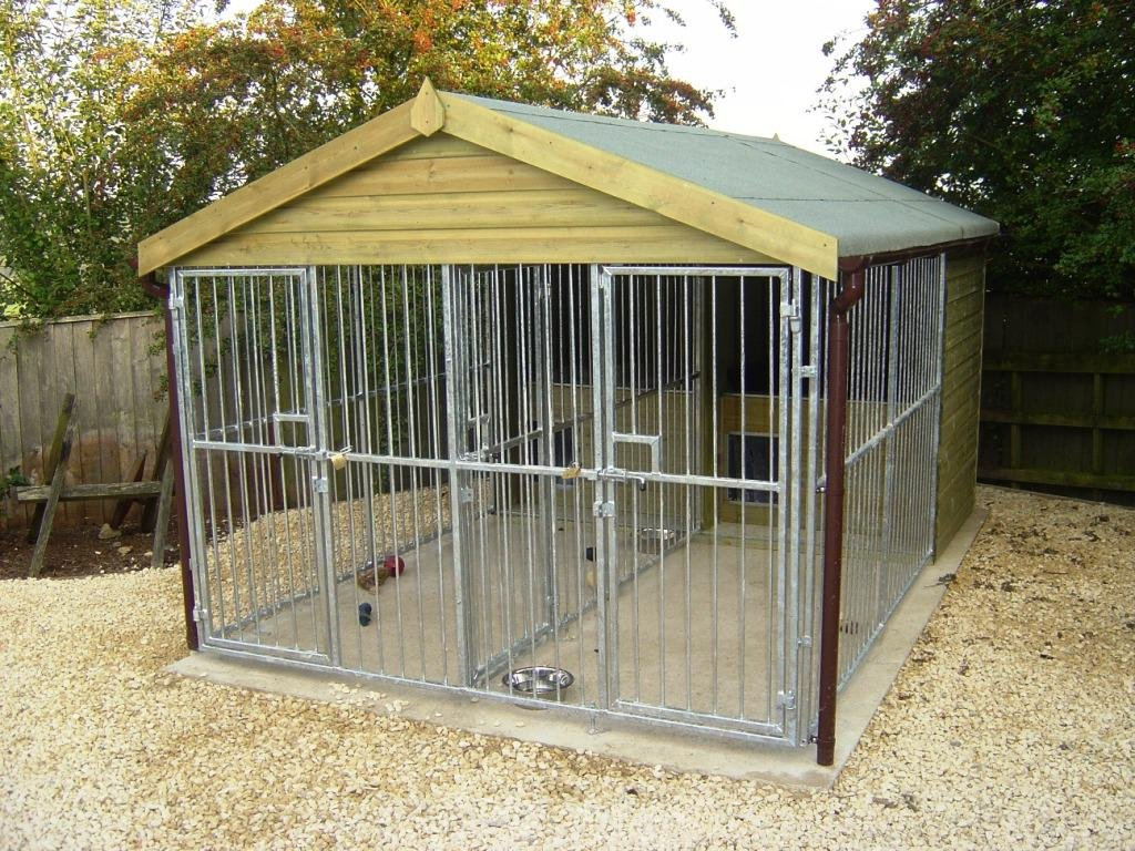 Excellent Outdoor Dog Kennel Idea 56 Outdoor Dog Pen Bedroom Stone Look Laminate Flooring Ideas