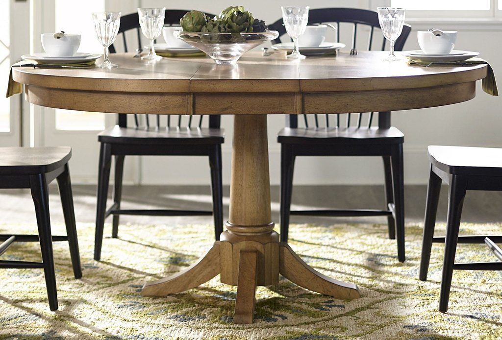 Expandable Pedestal Dining Table Double Pedestal Dining Table Antique