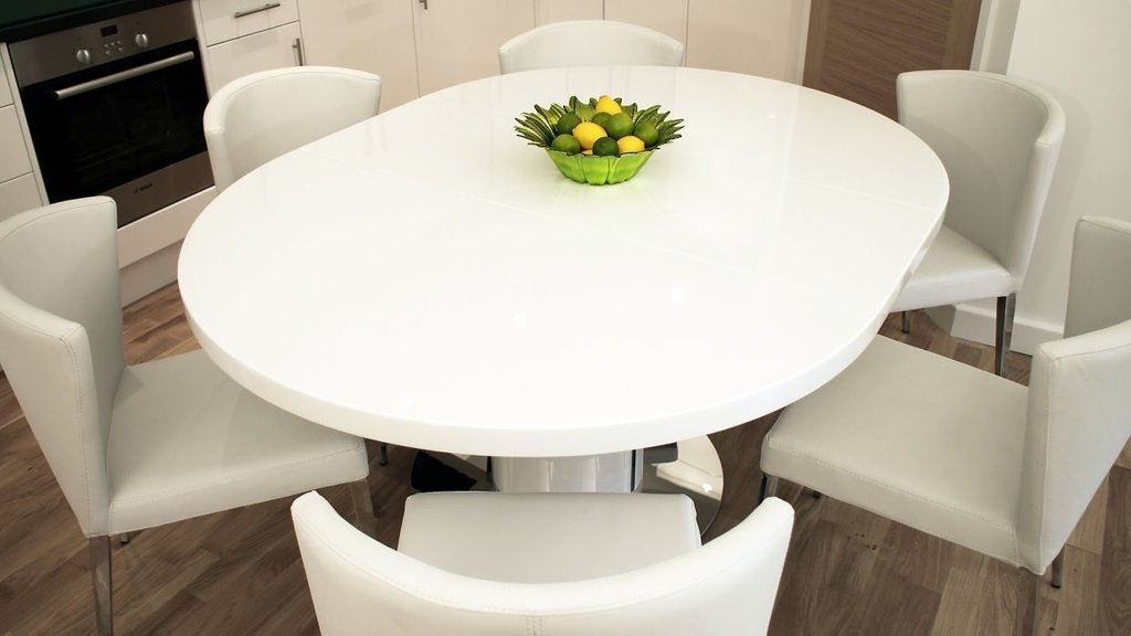 Extendable Dining Table Melbourne Classic Round Extendable Dining Table