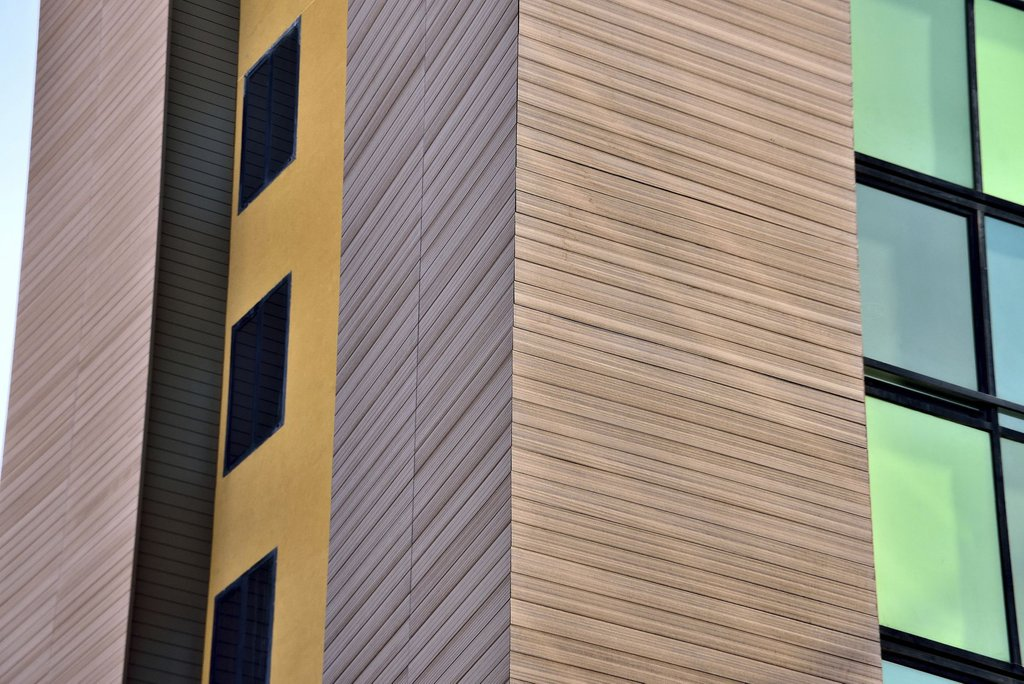 Exterior Wall Cladding Design Type Material Idea Popular Paint Of Wood Siding Types