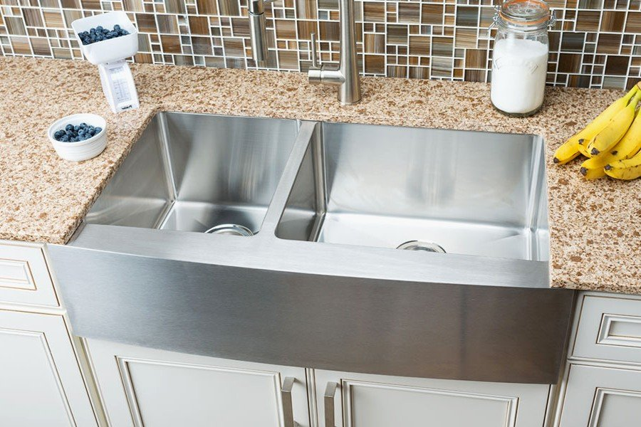 Extra Large Kitchen Sink Double Bowl Gl Kitchen Design The Importance Of Good Deep Kitchen Sinks
