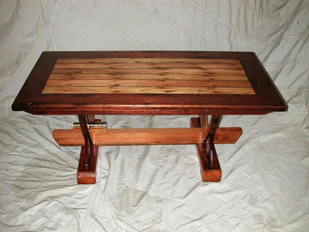 How To Build Trestle Dining Table Loccie Better Homes