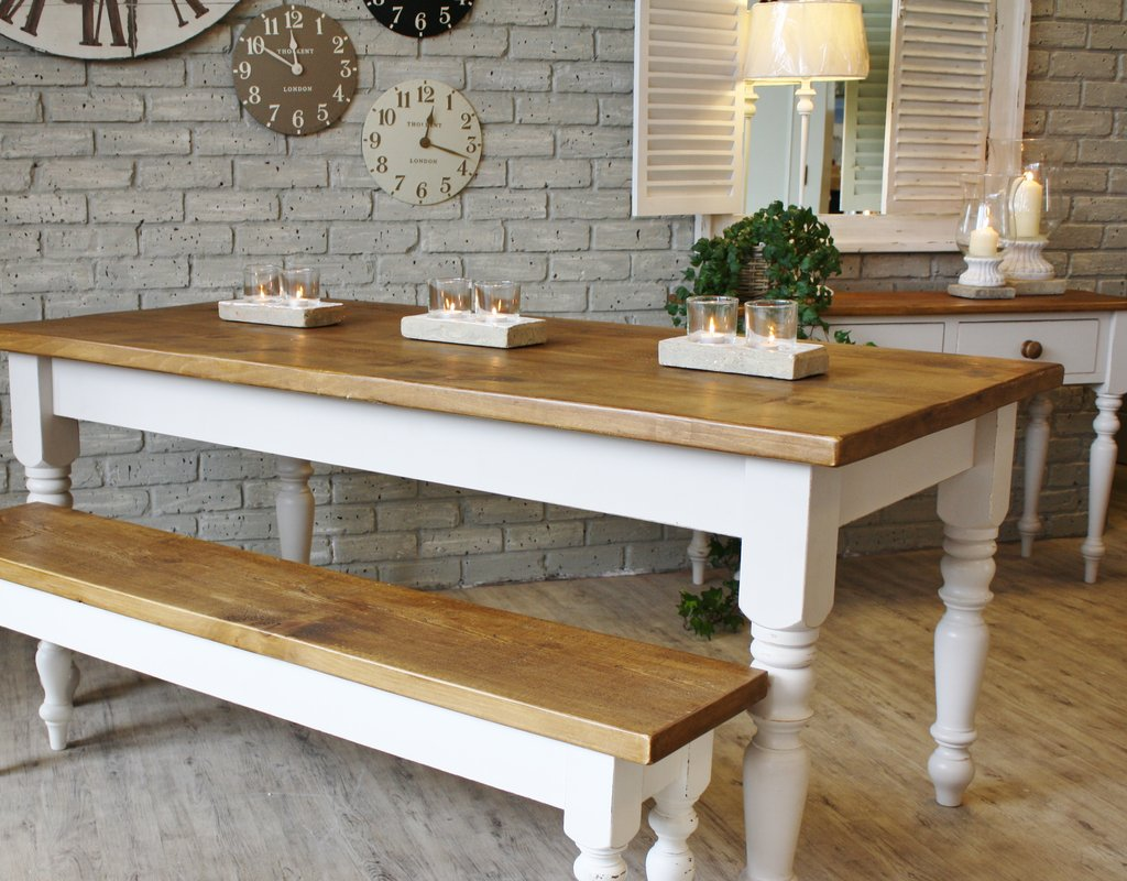 Farmhouse Wooden Kitchen Table Ageless Rustic Interior Counter Height Kitchen Tables Design