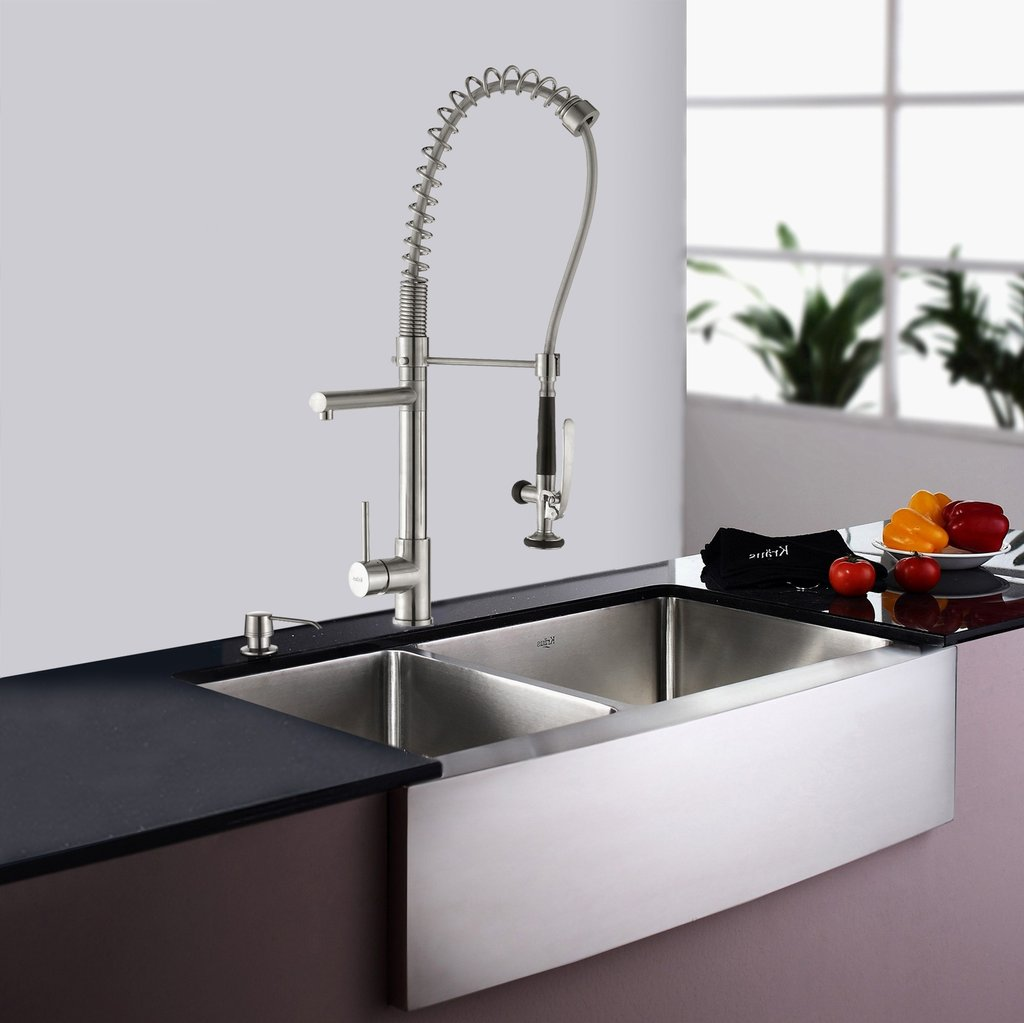 Faucet Farmhouse Sink Gl Kitchen Design The Importance Of Good Deep Kitchen Sinks