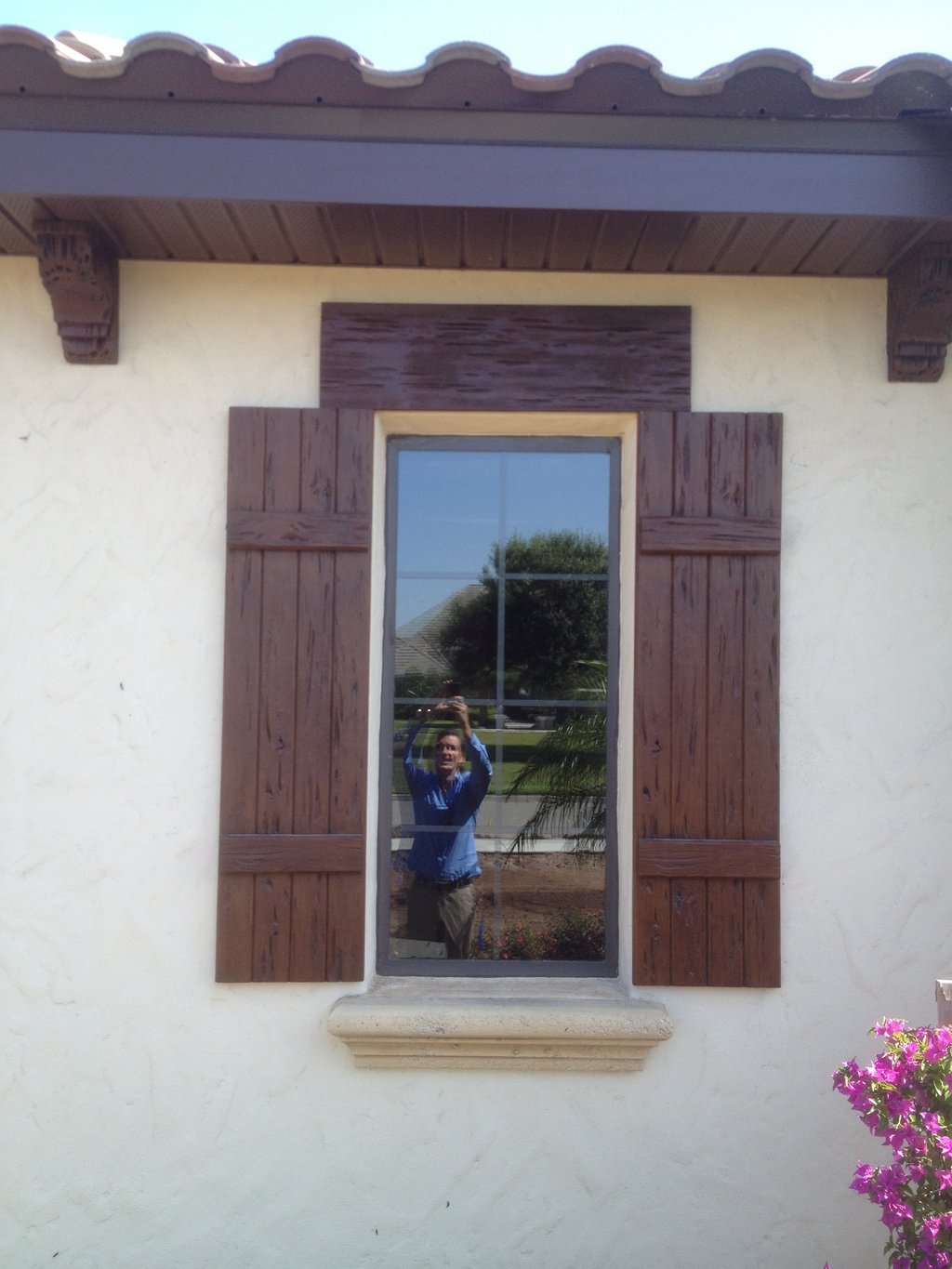 Faux Wood Add Affordable Architectural Detail Trade Removing Slats Faux Wood Blinds