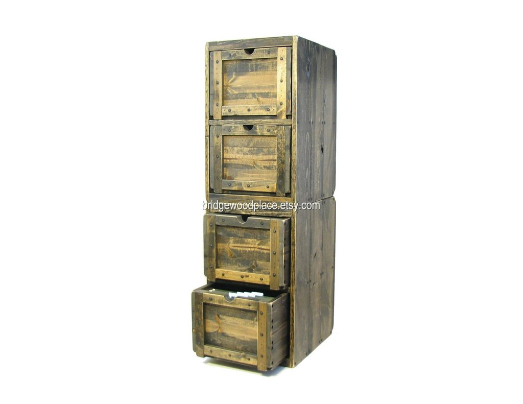File Cabinet 4 Drawer Solid Wood Office Filing Wood Filing Bedroom Stone Look Laminate Flooring Ideas