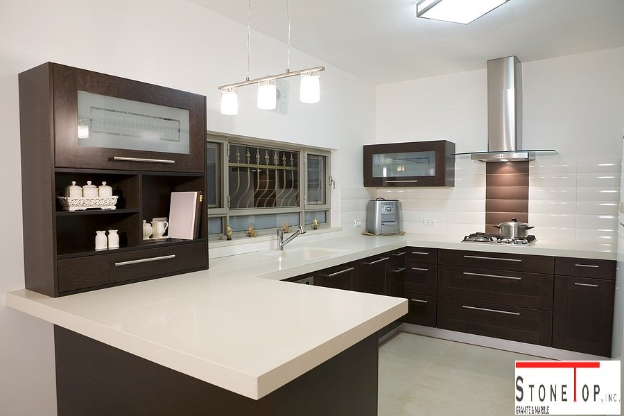 File Modern Sleek Kitchen Counter Top Stonetopgranite 4 Restoring The Doors Of Kitchen Cupboards