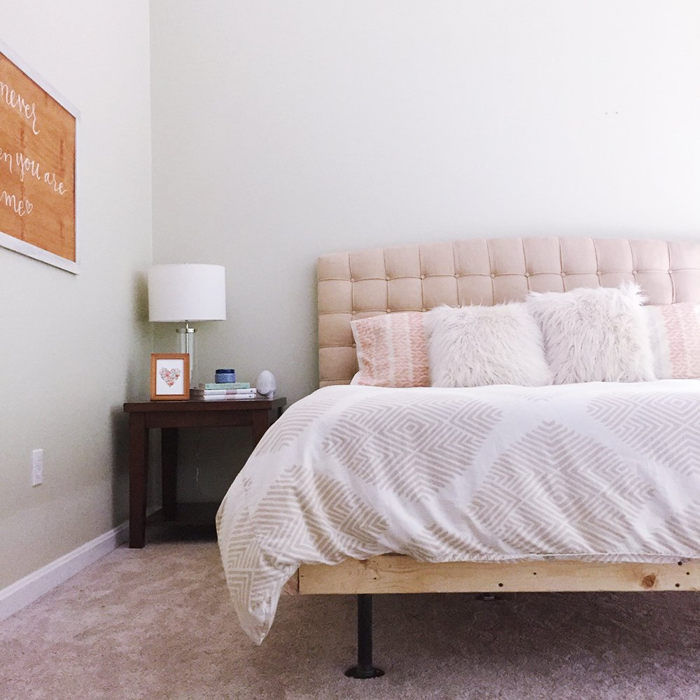 Fireflying How To Build A Wood Twin Bed Frame