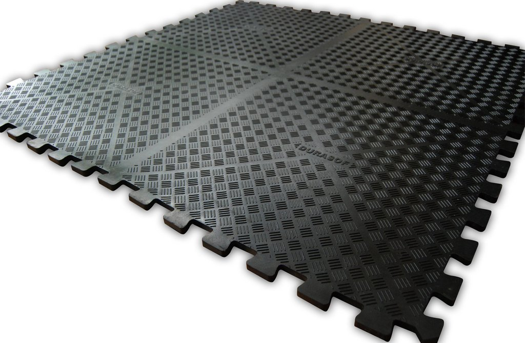 Floor Amazing Garage Rubber Flooring Tile Intended Floor Rubber Floor Tiles