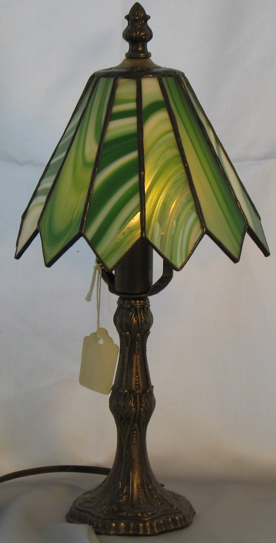 Floor Lamp Stained Glass Shade Floor Lamp Tiffany Making Glass Lamp Shades With Cord