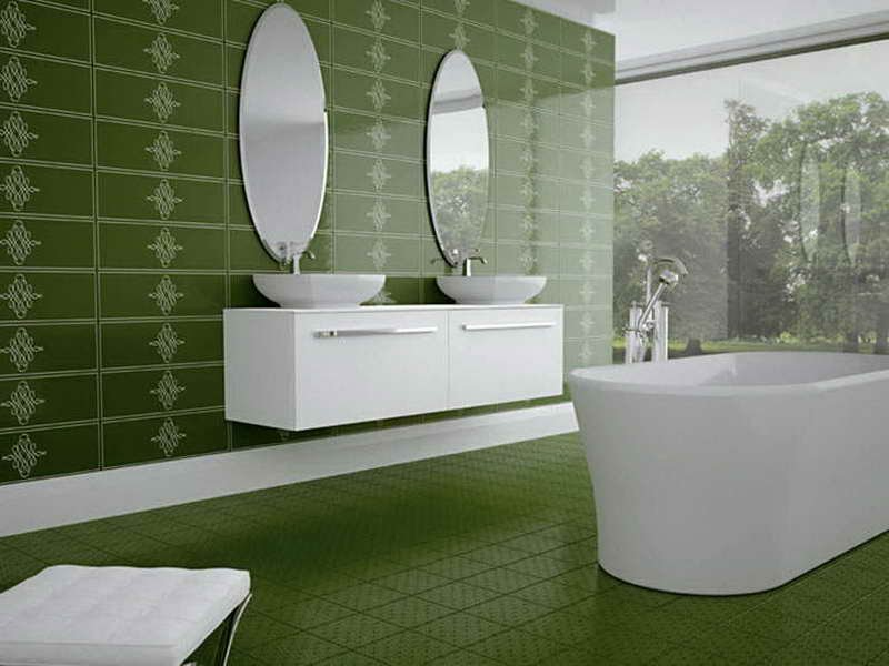 Flooring Bathroom Floor Wall Tile Idea Green Mild Soap For Slate Tile Flooring