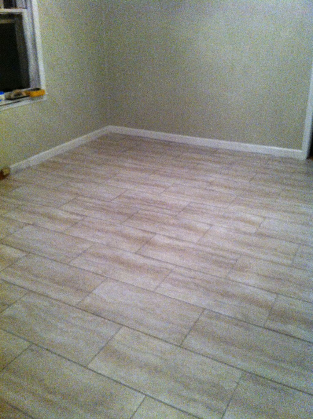 Flooring Project Groutable Luxury Vinyl Tile White Washed Laminate Flooring With Vinegar