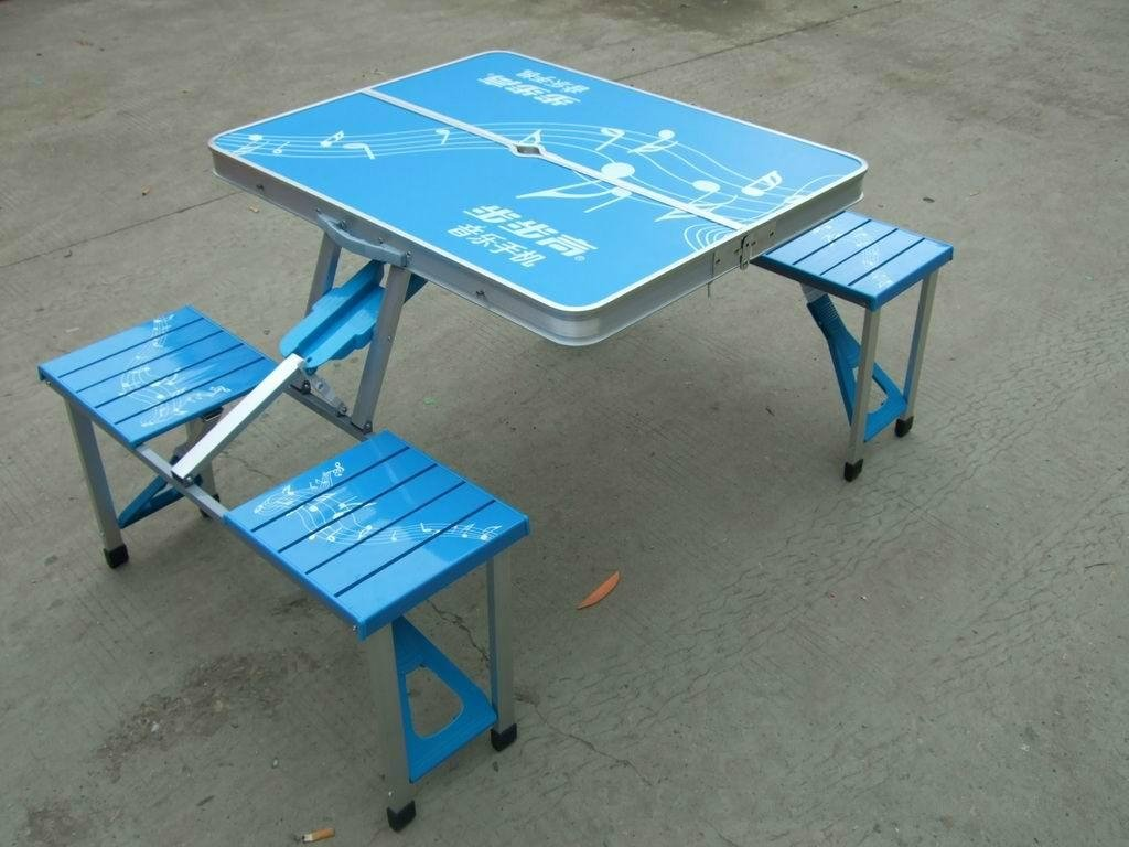 Foldable Picnic Table Idea Inspire Furniture Idea Decorating Square Picnic Table