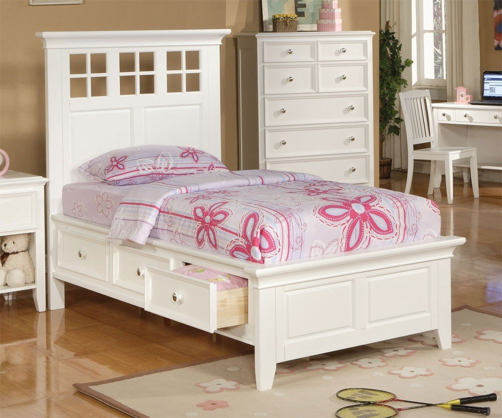 Full Size Bed Storage Gbvim Makeover Simple Counter Height Kitchen Tables Design