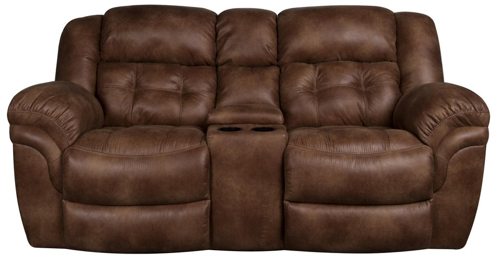 Furniture Glamour Reclining Loveseat Center Console Leather Sofa And Loveseat Covers