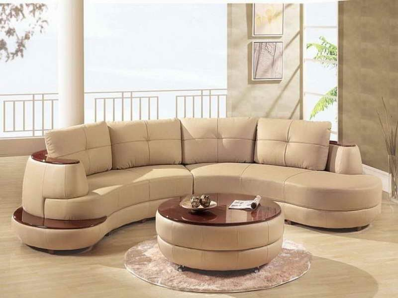 Furniture Leather Sectional Sofa Small Space Sectional Sofas For Small Spaces Modern
