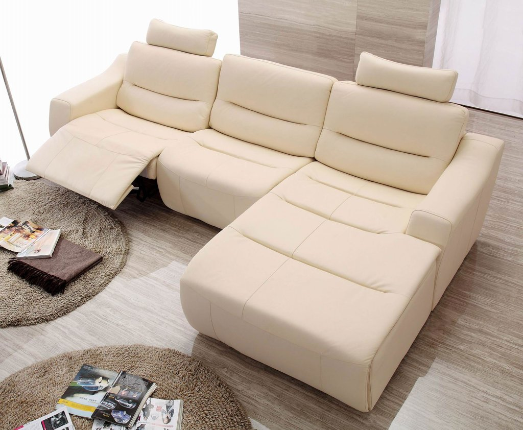 Furniture Mesmerezing Design Cream Leather Lounge How To Build Round Wood Table Tops