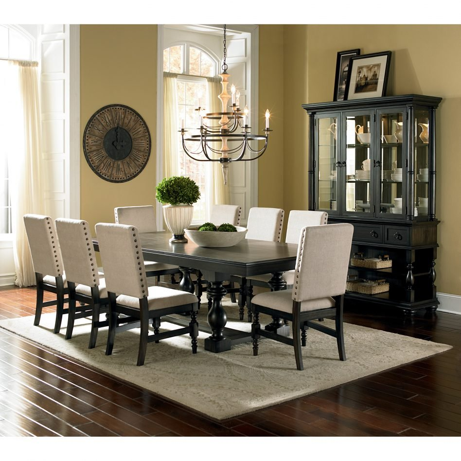 Furniture Nailhead Trim Dining Room Chairs Entrancing Dining Room Chairs With Arms
