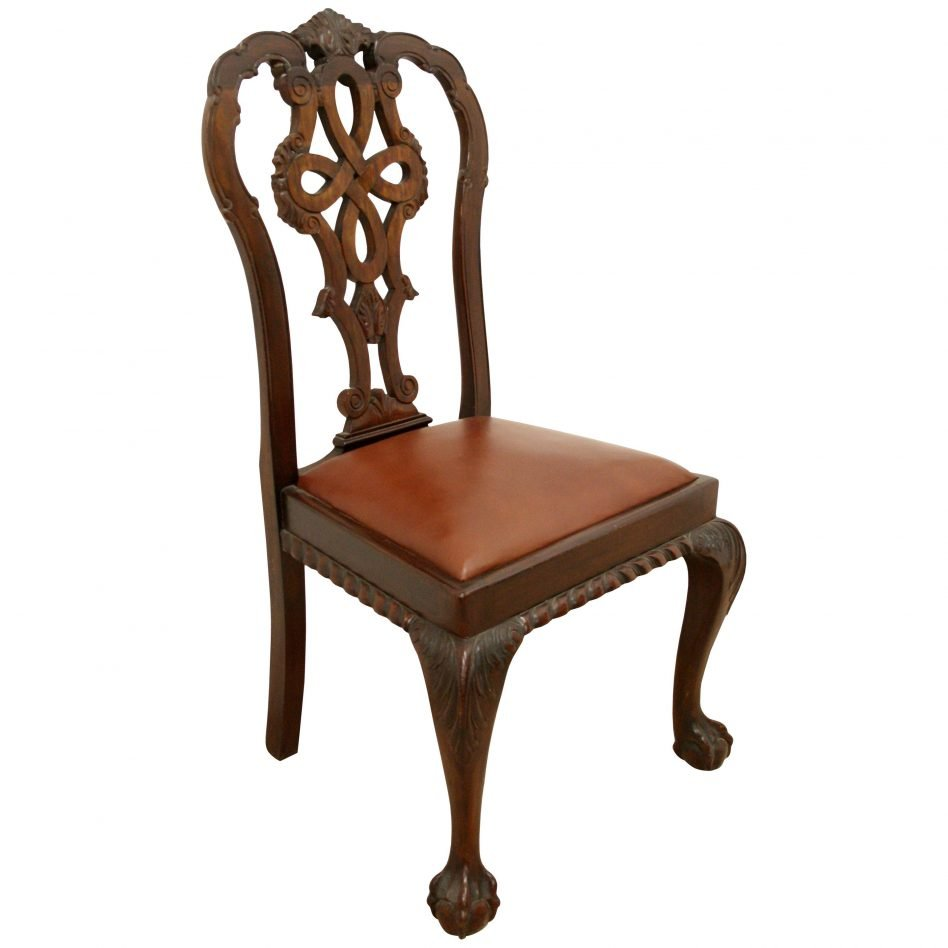 Furniture Set Antique Dining Chair Chippendale Dining How To Repair Rattan Dining Chairs