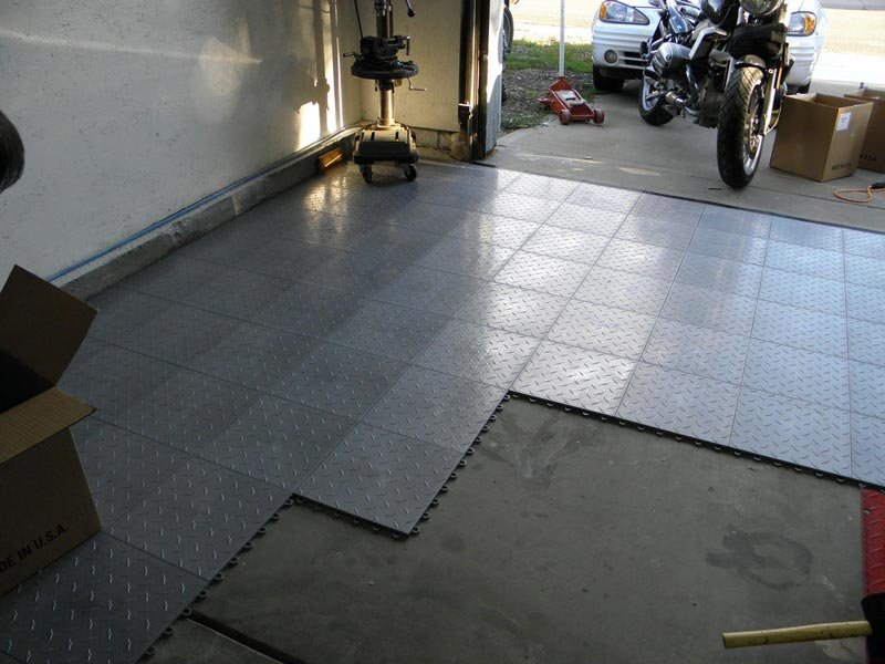 Garage Floor Tiles Costco Floor Rubber Floor Tiles
