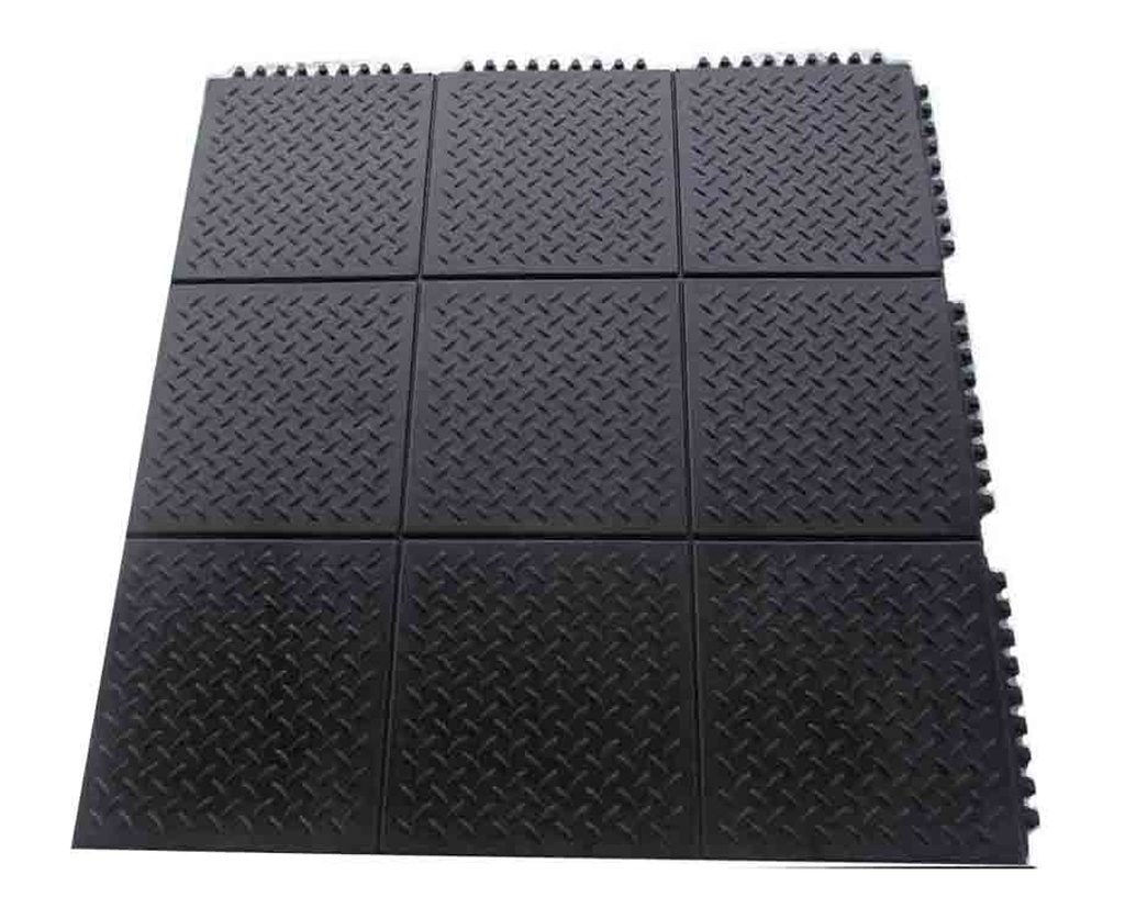 Garage Flooring Garage Tiles Rubber Garage Floor Tile Uk Rubber ...