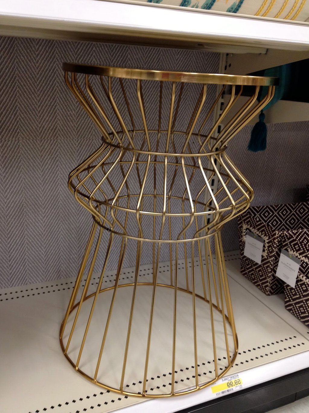 Gold Accent Table Target Home Design Idea What Is A Parsons End Table?