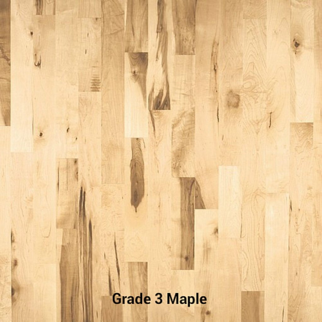 Grade 3 Maple Hardwood Flooring   Staining Wood Floors With Dark Color