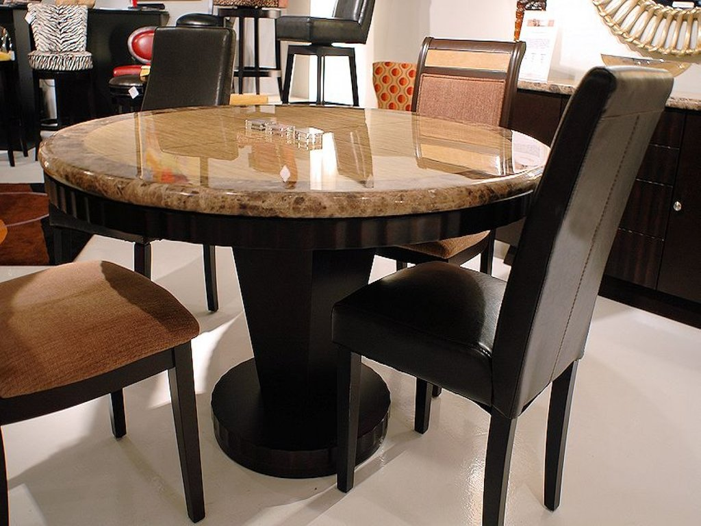 Granite Dining Room Tables Stone Top Dining Table Extendable Dining Table Ideas