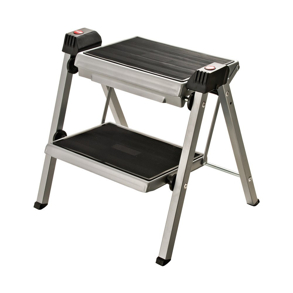 Hafele 505 04 210 Folding Step Stool Atg Store How To Build A Kitchen Step Stool