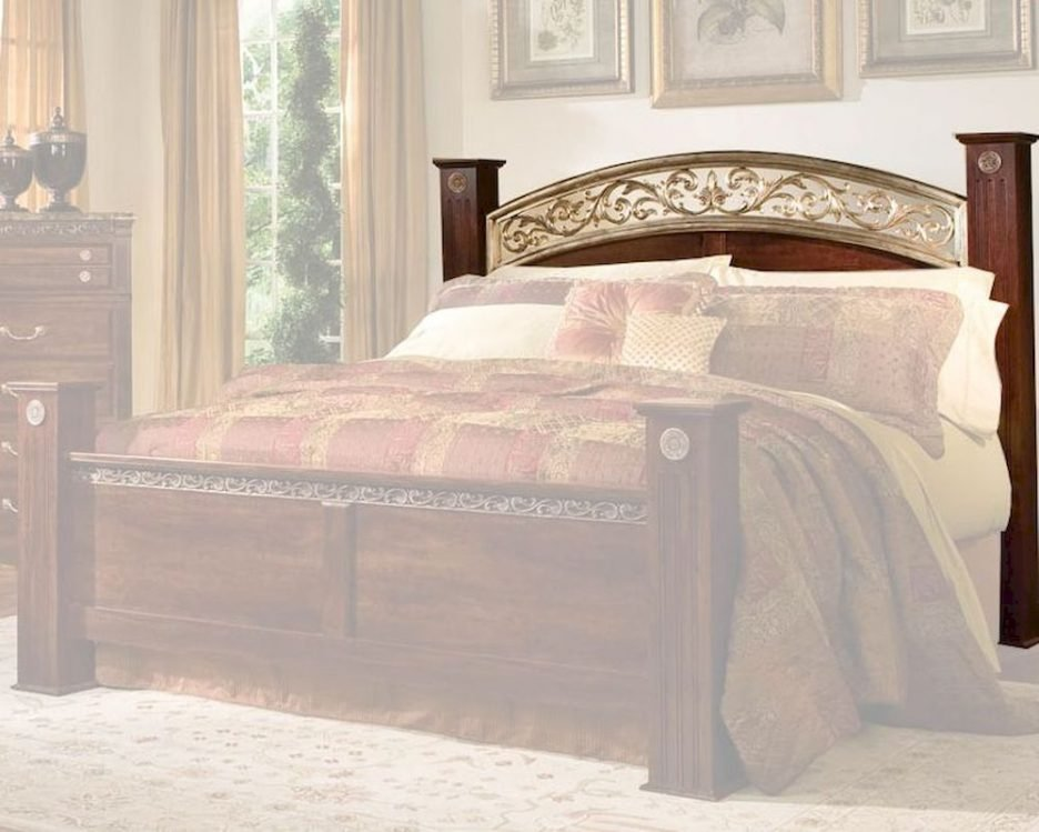 Headboard Antique Full Size Iron Wrought Fresh Mahogany King Size Bed Frame With Headboard