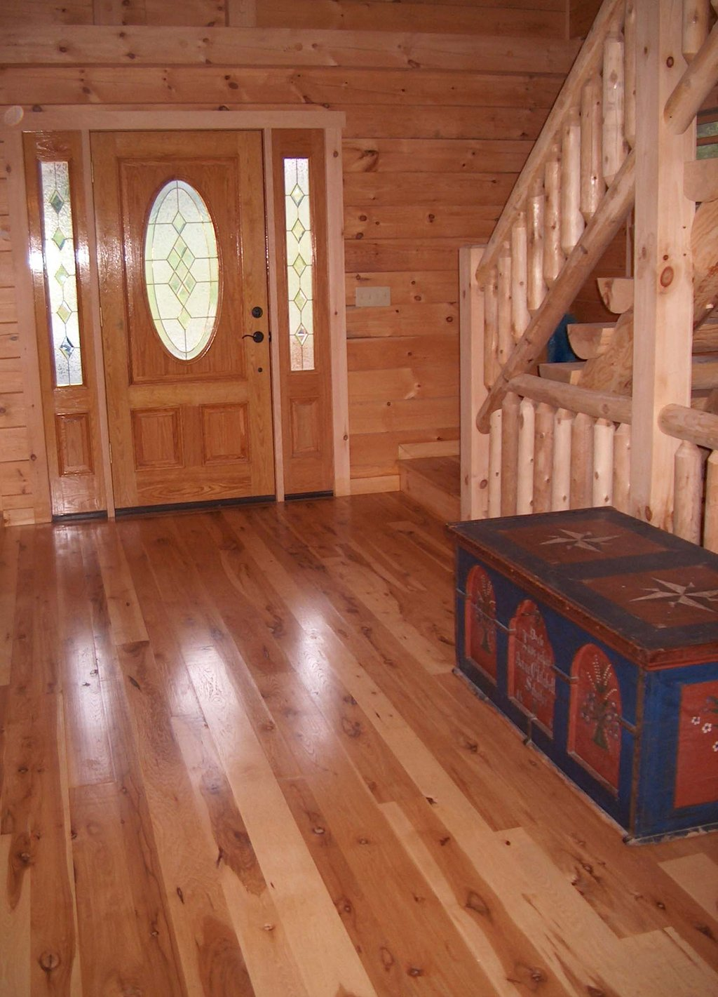 Hickory Plank Floor American Hardwood Theydesign Drawbacks To Hickory Wood Floors