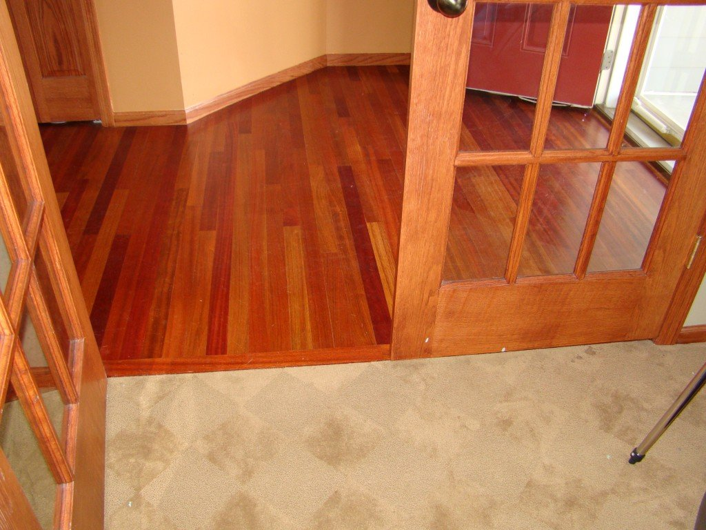 Home Decorating Picture Color Staining Wood Floors With Dark Color