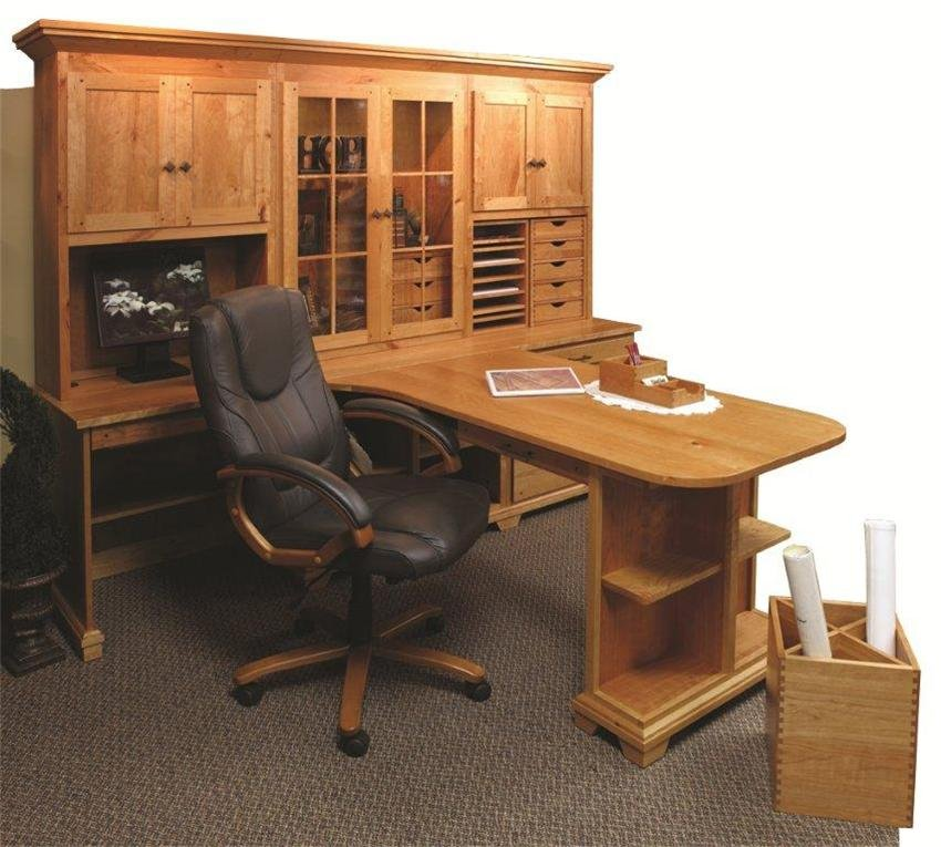 Home Office Bentley Partner Desk Dutchcrafter Amish How To Decorate Entryway Furniture