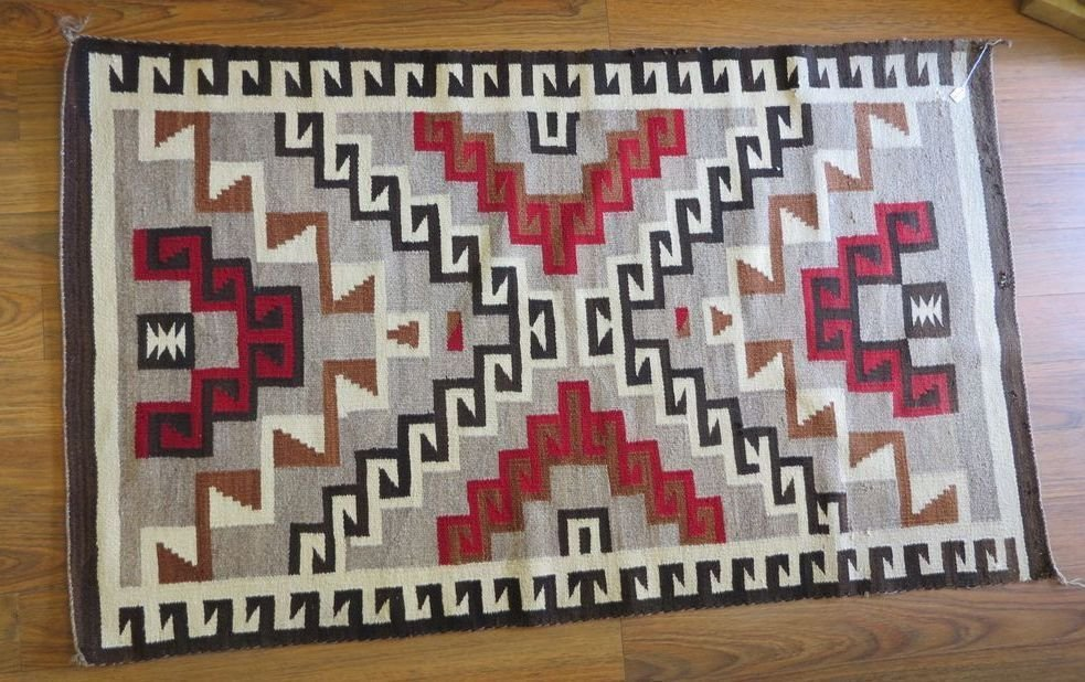 Information Navajo Blanket House Photo Carrara Marble Tile White Color