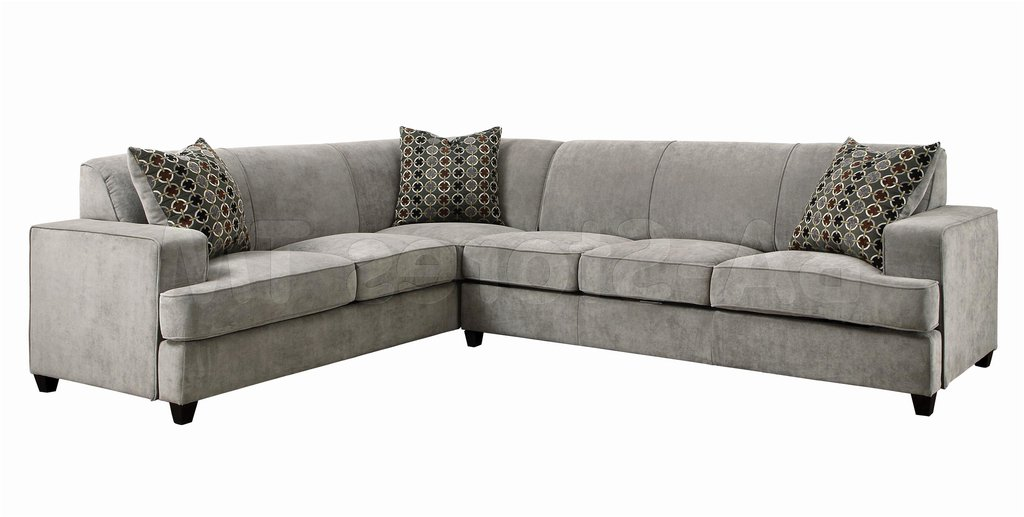 Loveseat Couch Bed Dove Gray Woven Apel Sectional Sofa Loveseat Sofa