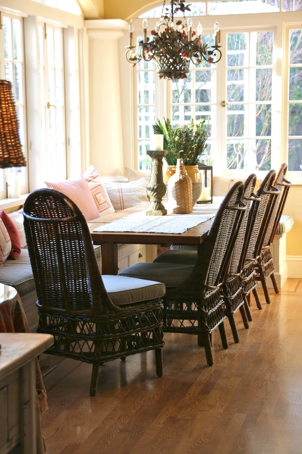 Inspired Classic 1950 Design Material Dr How To Repair Rattan Dining Chairs