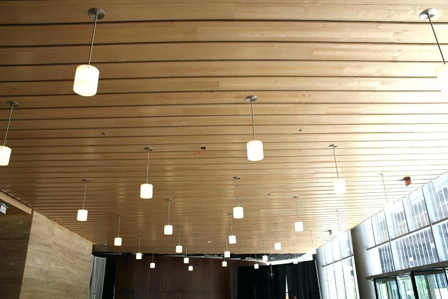 Install Armstrong Ceiling Plank Image Plywood Siding Ply Bead Panel