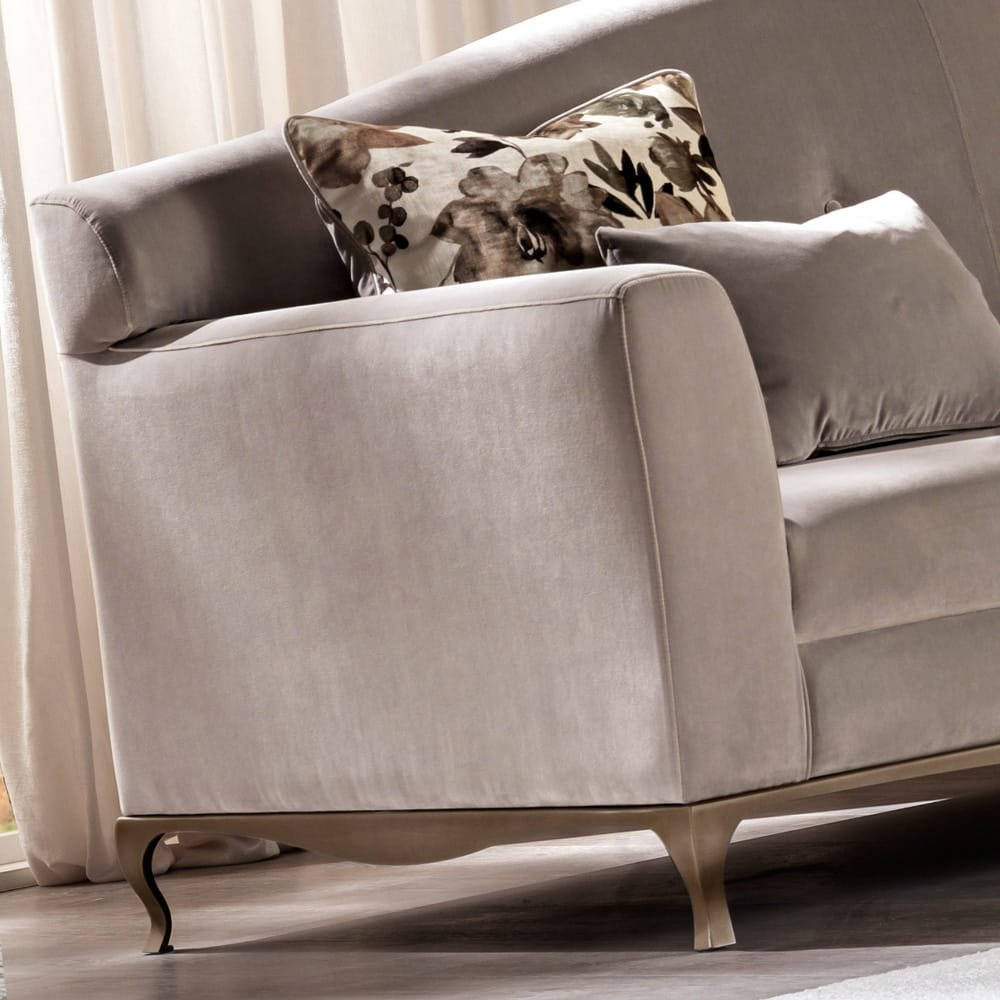 Italian Designer Nubuck Leather Sofa Juliette Interior The Best Way To Keep Clean Beige Leather Sofa