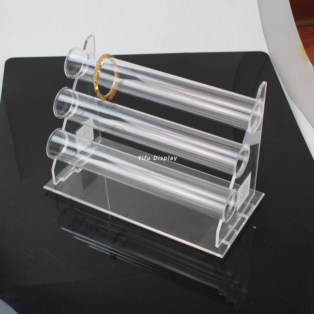 Jewelry Display Set Acrylic Jewelry Display Stand Ideas For Wooden Clothes Rack