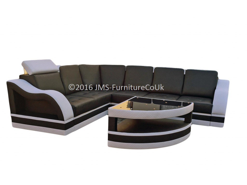 Kayman Bi Sectional Sofas For Small Spaces Modern