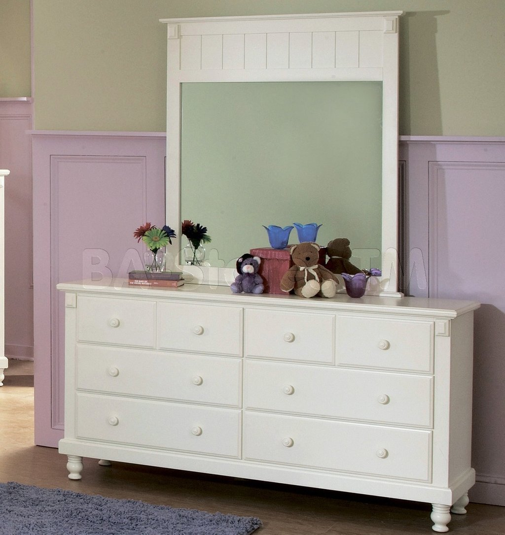 Kid White Dresser Mirror Woman Dress Create Dressing Table With Mirrored Dresser