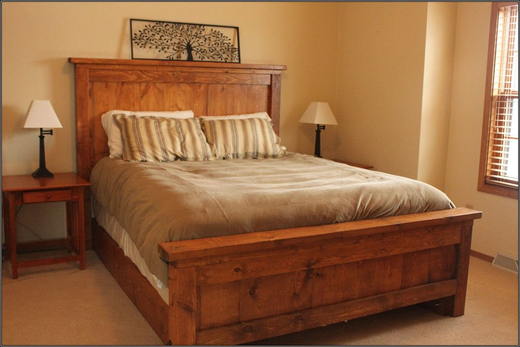 King Size Bed Frame Headboard Blogbeen King Size Bed Frame With Headboard