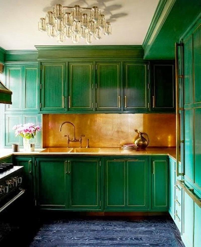 Kitchen Color Popularity 2019 Statistics What Colors Look Best With Green Kitchen Walls?