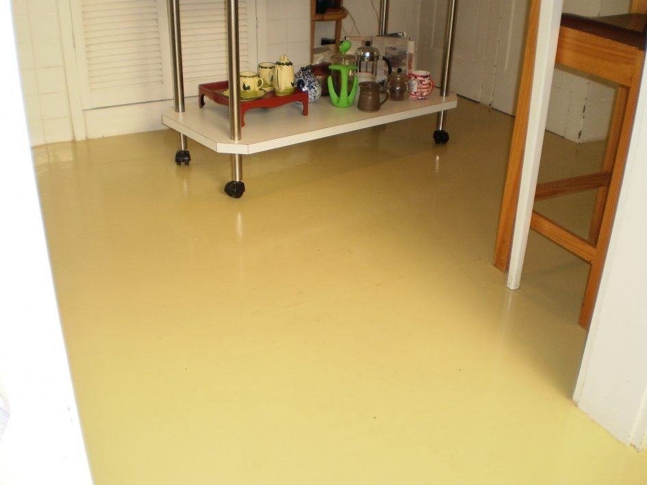 Kitchen Flooring Water Resistant Vinyl Tile Rubber Floor Tiles