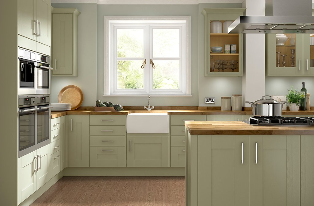 Kitchen Inspired Top Paint Color Kitchen 2017 What Colors Look Best With Green Kitchen Walls?