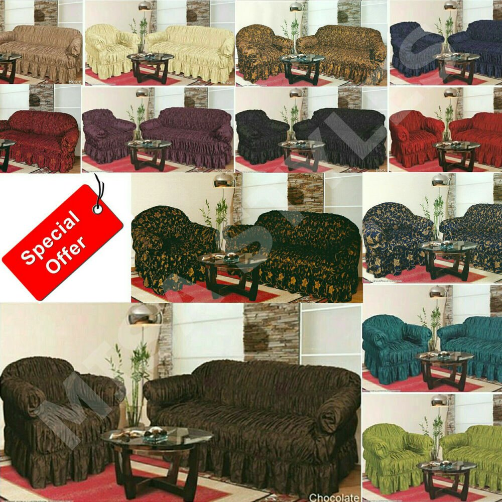 Large Jacquard Sofa Cover Settee Arm Chair Pet Protector Sofa Protector Home Ideas