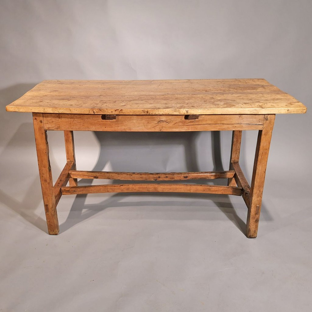Late 18th Century Sycamore Yew Wood Table 1780 How To Build Round Wood Table Tops