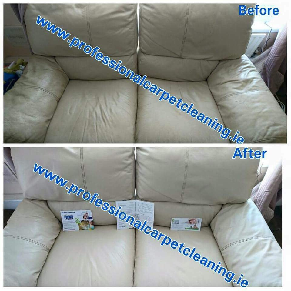 Leather Cleaning The Best Way To Keep Clean Beige Leather Sofa