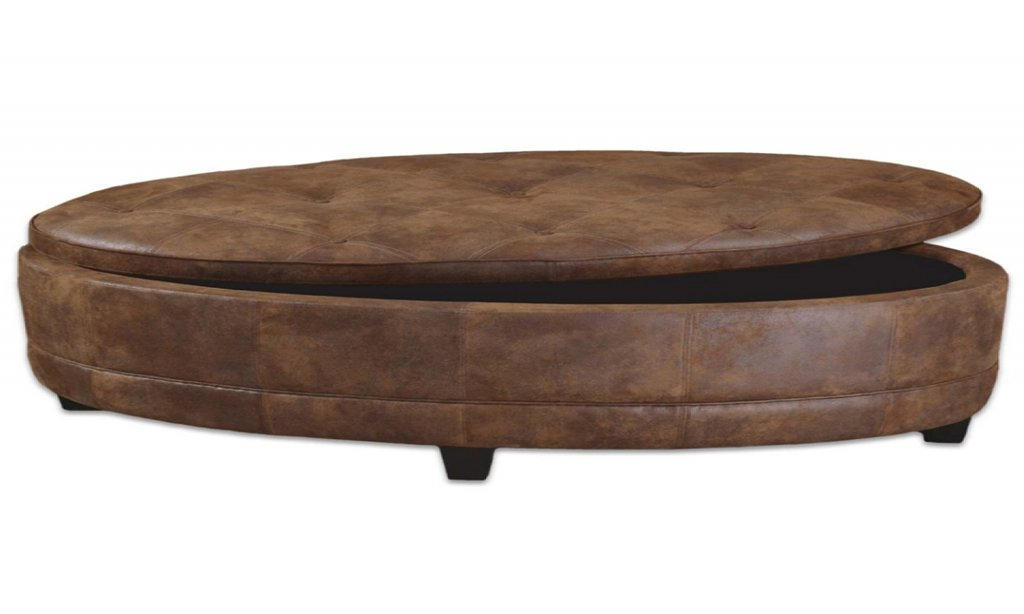 Leather Ottoman Coffee Table Ottoman Style Coffee Square Leather Ottoman Coffee Table